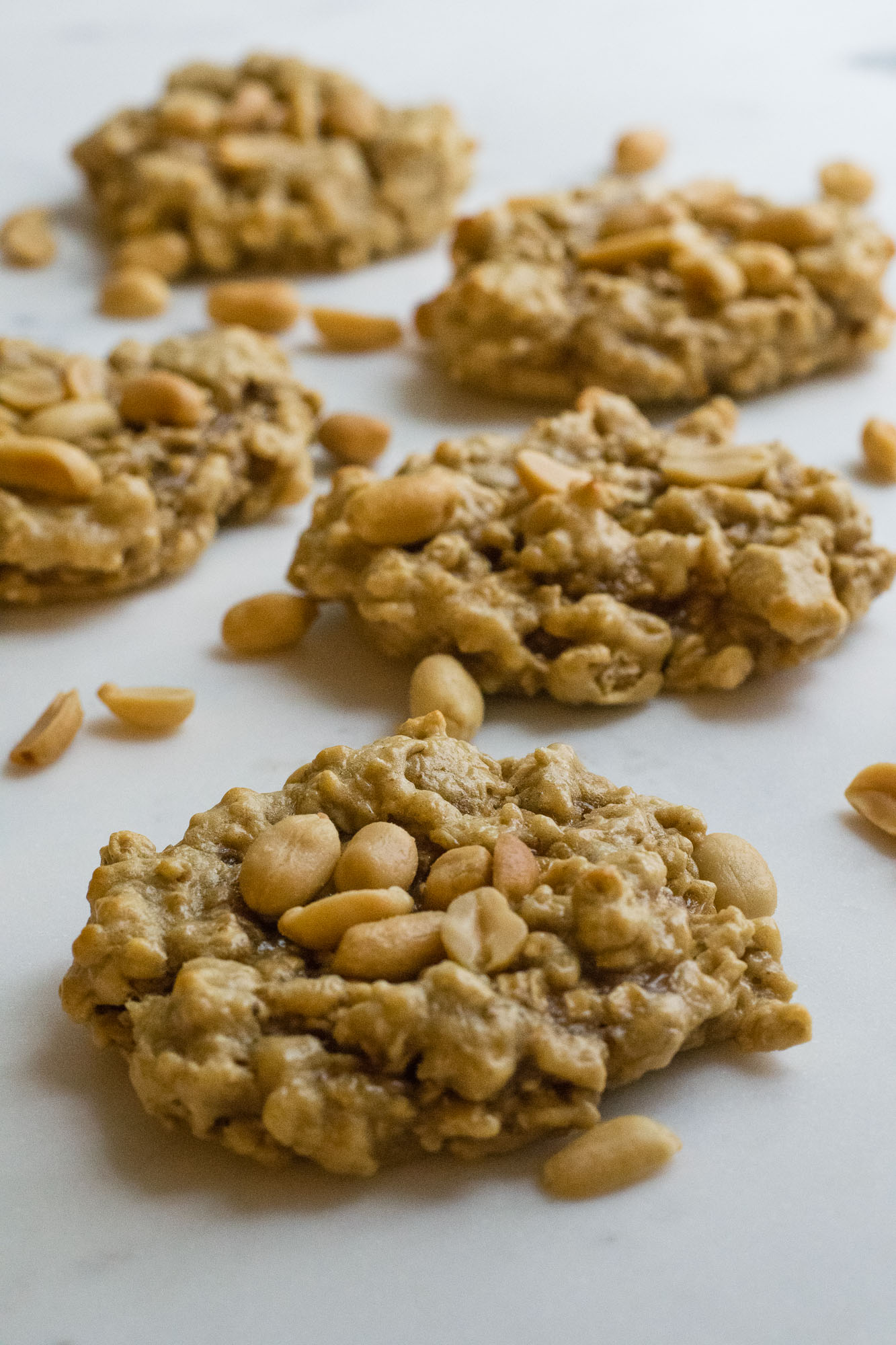Healthy Peanut Butter Protein Cookies | The Leaner Approach